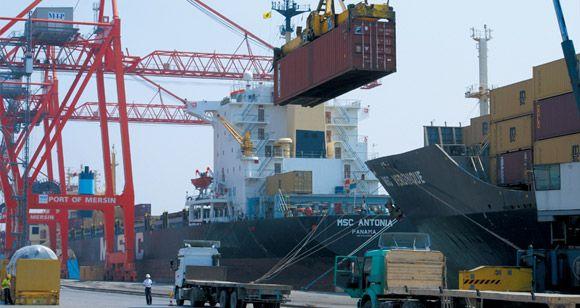 Yabancı Sermaye Mersin Limanı İle Türkiye'ye Güven Tazeledi