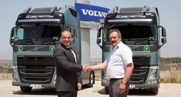 Bekiroğlu Taze Meyve ve Sebzelerini Yeni Volvo FH İle Taşıyacak