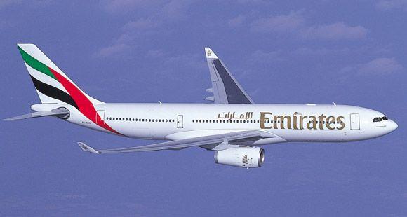 Emirates Pakistan'a Beşinci Hattını Başlatıyor