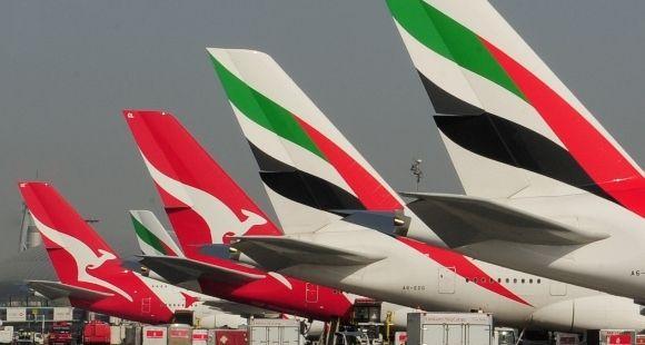 Emirates ve Qantas Ortak Yeni Zelanda Ağını Açıyor