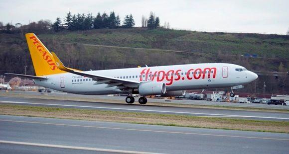 Pegasus Havayolları Büyümeye Devam Ediyor