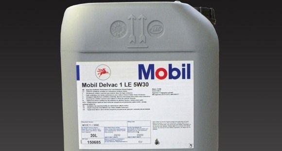 Mobil Delvac 1 LE 5W-30 Ağır Ticari Araçlar İçin Yeniden Formüle Edildi
