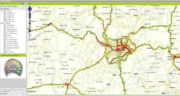 FiloTürk'ten Trafik Yoğunluğuna Araç Takip Desteği