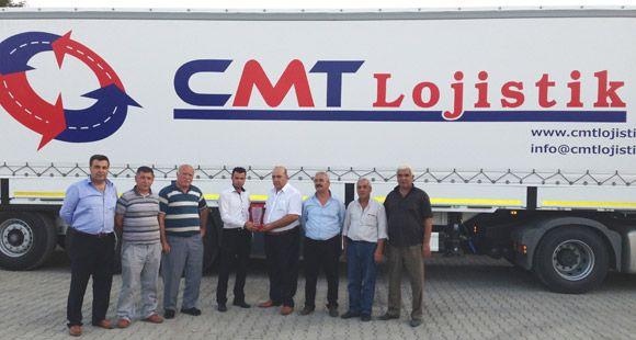 CMT Lojistik DAF ve Tırsan'a Yatırım Yaptı