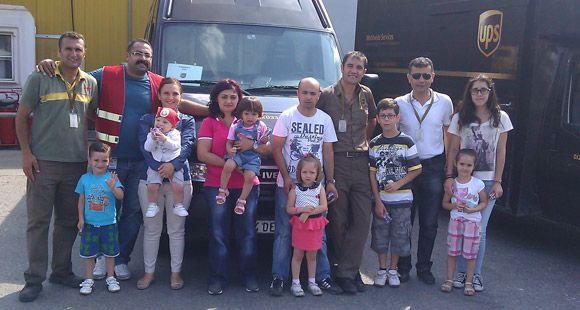 UPS İşyerinde Güvenlik İçin 'En Önemli Durağım Projesi'ni Başlattı