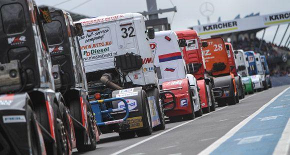 Goodyear Lastiklerinin Kullanıldığı Avrupa FIA Kamyon Yarışları Sona Erdi