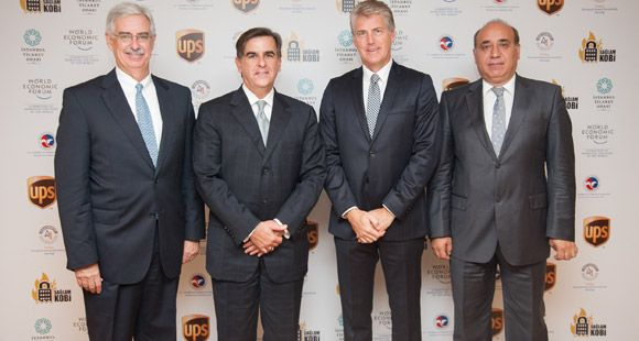 UPS Vakfı  'Afete Dirençli Şirketler Programı' İçin Türkiye'de