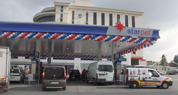 Starpet'in 25'inci İstasyonu İstanbul İkitelli'de Açıldı