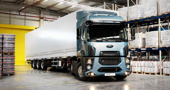 Ford Trucks Kiralama Hizmeti Hızla Büyüyor