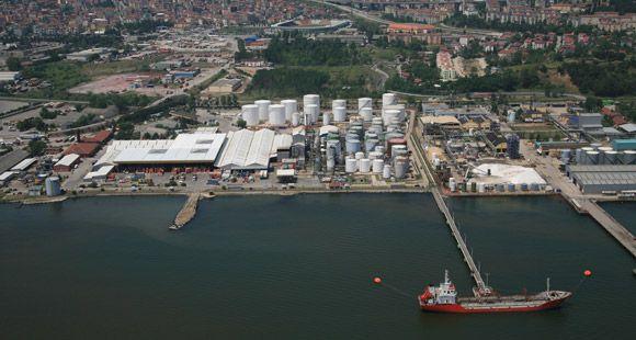 Shell & Turcas Derince Tesisleri 50'nci Yaşını Kutladı