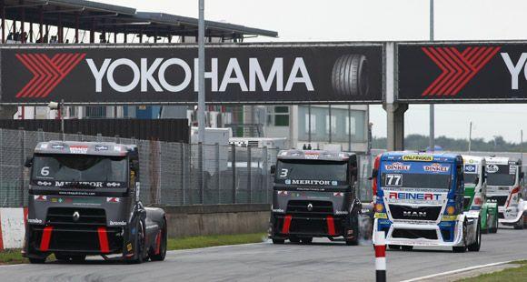 Renault Trucks'ın Zolder Zaferi