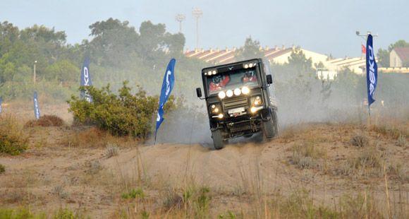 'TURKAR Rally Team' Pistlerde