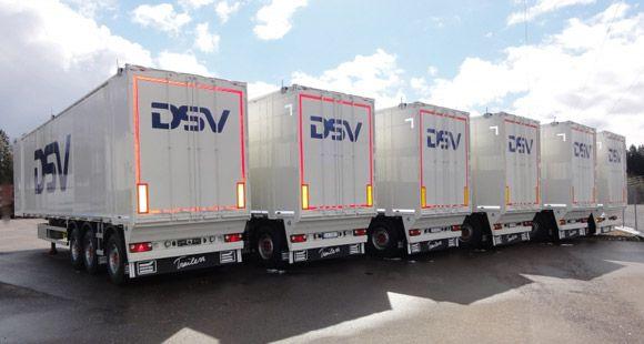 Siemens'ten DSV'ye Yılın Lojistik Tedarikçisi Ödülü