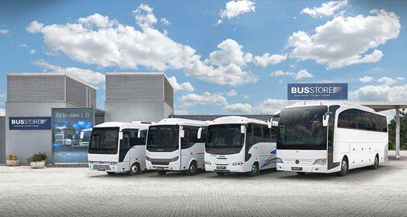 BusStore Otogarları Ziyaret Ediyor