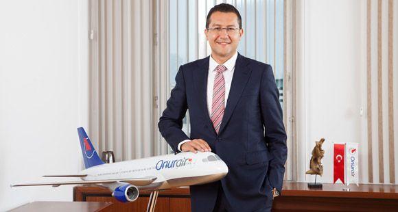 Onur Air'ın Yeni Genel Müdürü Sami Alan
