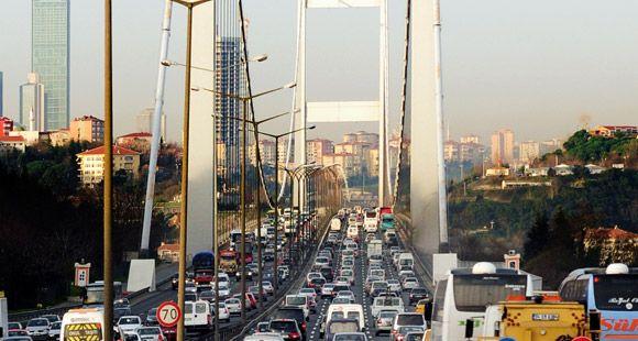 İstanbul Global Dur-Kalk Endeksinin Zirvesi'nde