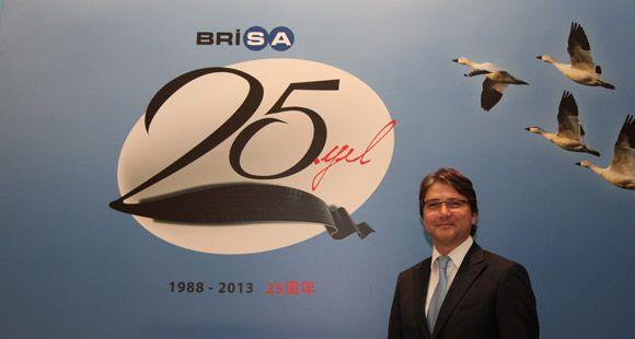 Brisa Aksaray'da Yılda 4.2 Milyon Adet Lastik Üretecek