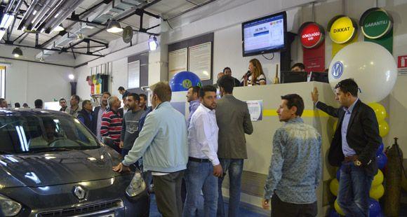 Manheim Türkiye İkinci Elde Tedarik Merkezi Oldu