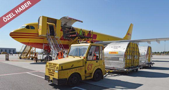 DHL'in Leipzig Lojistik Üssü Ticaret Yollarını Bağlıyor