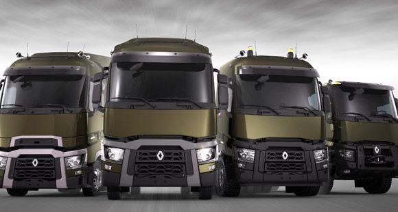 Renault Trucks 'Kış Kampanyası' İle Servislerde Yüzde 20 İndirim