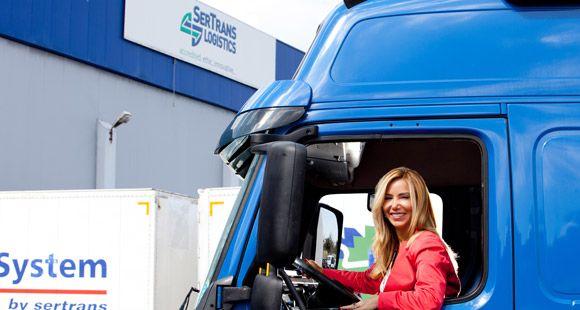 Sertrans Logistics Yeni IQ+ Shuttle Hizmetiyle Fark Yaratıyor