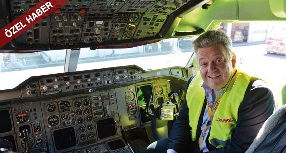 """DHL Express Avrupa CEO'su John Pearson: """"Türkiye Son Derece Önemli Bir Pazar"""""""