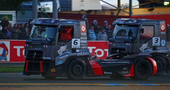 Sezon Finaline Renault Trucks Damgası
