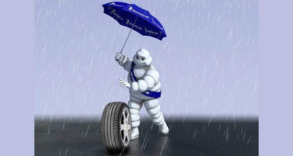 Michelin'den 'Islak Zemin'de Güvenliği Artırıcı Öneriler