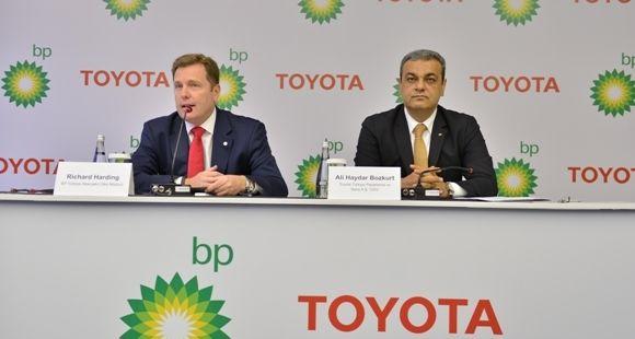 Toyotalı 'Forever Kart' Sahipleri BP'de Kazanıyor