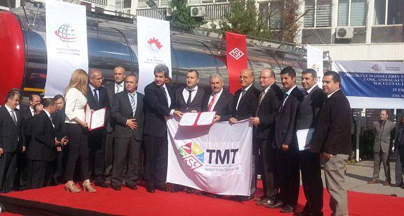Tırsan 'İlk Ulusal Uygunluk Belgesi'ni Aldı