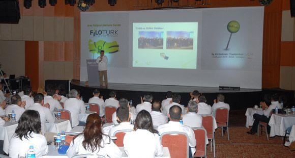FiloTürk İş Ortakları İle Antalya'da Buluştu