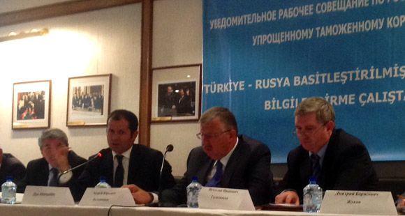 Basitleştirilmiş Gümrük Hattı Rusya İhracatında Yeni Fırsatlar Sunuyor