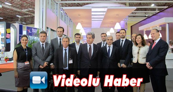 logitrans 2013 Protokol Fuar Turu (videolu haber)