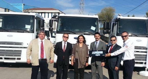 Ford Cargo'lar Murat Lojistik'in Gücünü Arttıracak
