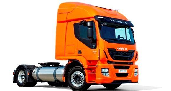 Iveco Stralis LNG Avrupa'da Taşımacılıkta Sürdürülebilirlik Ödülü Aldı