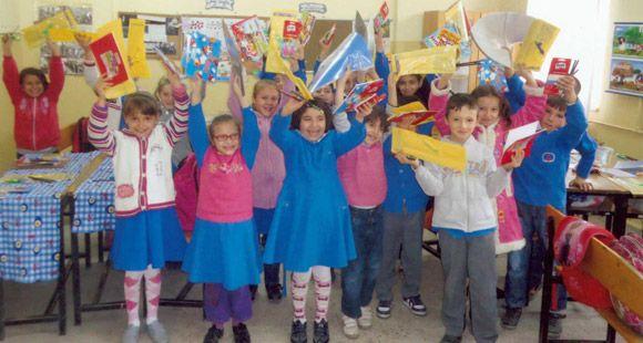 UPS Türkiye'den 'Çantalar Dolsun Çocuklar Okusun' Kampanyası