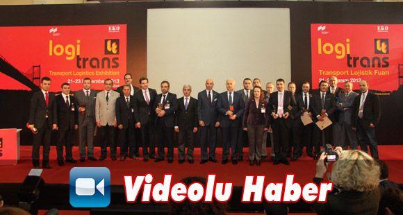 Lojistik Ödülleri 2013 Ödül Töreni Videosu kargohaber.com'da