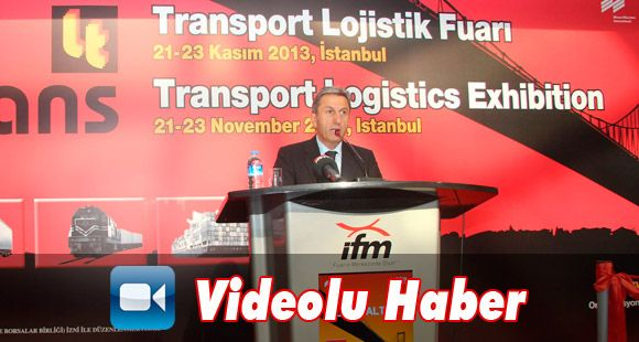 logitrans 2013 Özet Görüntüler (Videolu Haber)