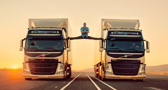Volvo Kamyon Viralde Bir İlke İmza Attı