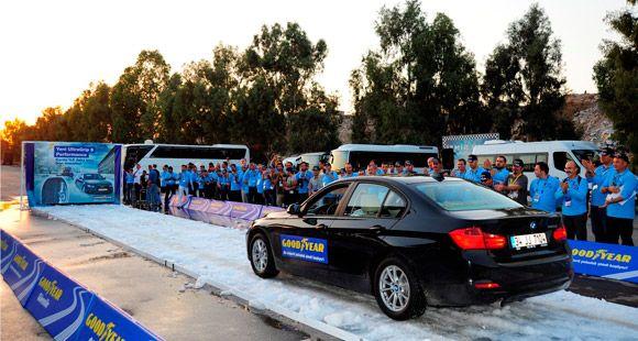 Goodyear Uyarıyor 'Yol Güvenliğiniz İçin Kış Koşullarında Kış Lastikleri Kullanın'