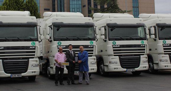 transport logistic 2013 Katılımcıları Memnun Etti