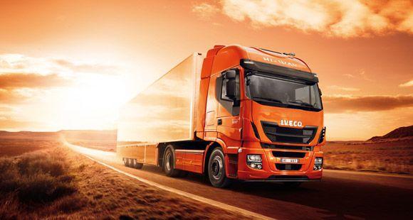 Iveco Stralis Hi-Way'in Yakıt Tasarrufu Artık TÜV Sertifikalı