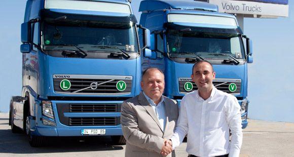 Meytaş Taşımacılık Filosunu Volvo İle Güçlendirdi