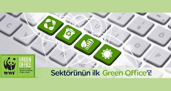 Ekol Lojistik'in Green Offıce'i Artık Diplomalı