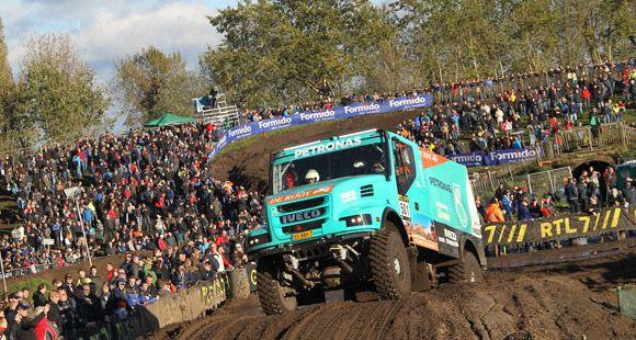 Iveco Takımı Dakar 2014 İçin Güney Amerika Yolunda