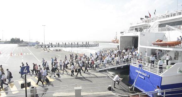 İDO Yolcu Talepleri Doğrultusunda Destinasyon Değiştirdi