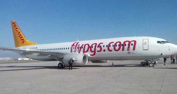 Pegasus Hava Yolları'nın Filosu 49 Uçağa Ulaştı