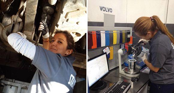 Volvo Group Trucks Türkiye Çalışanlarına Servis Oryantasyonu