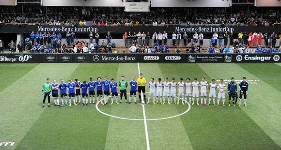 Fenerbahçe A2 Takımı Mercedes-Benz Junior Cup'ta İkinci Oldu