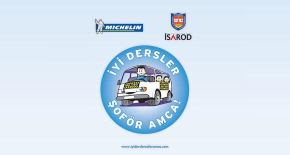 Michelin 'İyi Dersler Şoför Amca' Eğitimlerine Devam Ediyor